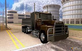 mack rs700 1970 dump truck for gta san andreas