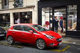corsa opel 2016 corsa time first drive opel corsa changing lanes