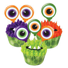 halloween monster cupcake kit only 6 99 sisters shopping farm