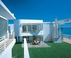 luxury beach houses u2013 oceanfront design with white exteriors and