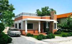 one storey house modern one storey house design one storey modern with roof deck