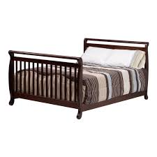 Davinci Emily Mini Convertible Crib by Emily 4 In 1 Crib Including Toddler Rail By Davinci On