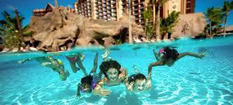 pool area pools water slides spas aulani hawaii resort spa
