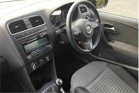 volkswagen polo interior 2010 used 2010 volkswagen polo 1 2 tsi 105 sel 3dr for sale in essex