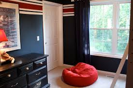 bedroom sweet image of black and blue bedroom decoration using