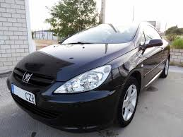 peugeot spain used peugeot 307 cc cars spain