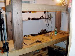 Woodworking Bench Plans Roubo by Bad Axe Tool Works My Roubo Work Bench