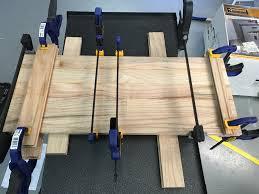 diy gladiator base cabinet top from leftover oak flooring album