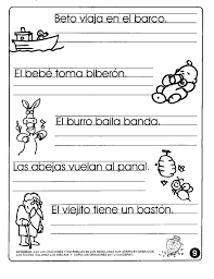 imagenes para colorear y escribir oraciones actividades lectoescritura 2do 6 638 jpg cb 1413567487