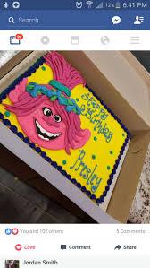 best 25 trolls birthday party ideas cake ideas on pinterest