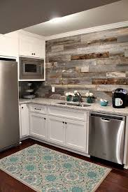 30 awesome kitchen backsplash ideas for your home wood backsplash