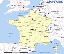 Paris France On Map by Europe Archives The Muslim Newsthe Muslim News
