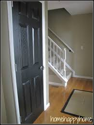 dark interior doors dark interior doors with marble flooring and