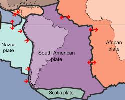 World Plate Boundaries Map by Chile Gives Us A Lesson In Plate Tectonics Geology For Investors