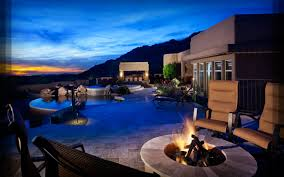 landscaping phoenix and arizona backyard landscape escape in this