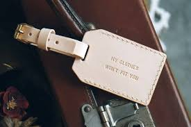 wedding favor luggage tags personalized luggage tag leather luggage tag personalized