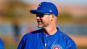 Baseball Bench Coach Duties Chicago Cubs Catcher David Ross News And Videos
