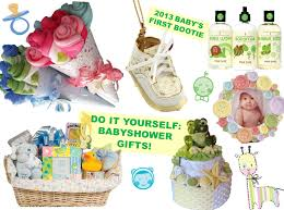 do it yourself baby shower gift basket ideas with chemart
