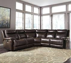 Power Sofa Recliners Leather by Leather Sectional Power Recliner U2013 Mthandbags Com