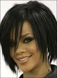 short choppy razored hairstyles no lines choppy razor cut cheveux pinterest razored bob