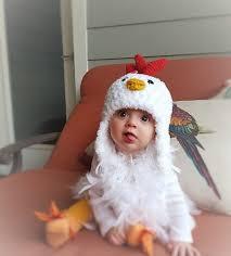 Infant Chicken Halloween Costume Warm Children U0027s Halloween Costumes Safe Night Trick Treating