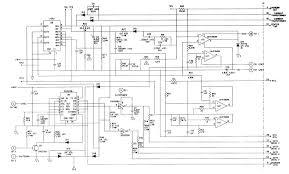 f0 10 generator electronics control module printed wiring