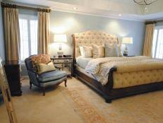 How To Decorate A Master Bedroom 10 Divine Master Bedrooms By Candice Olson Hgtv