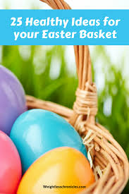 25 healthy ideas for your easter basket weightless chronicles