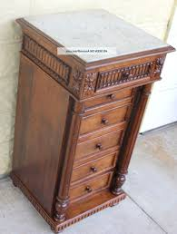 Granite Top Bedroom Furniture Sets by Nightstand Dazzling Painted Dresser With Marble Top Nightstand