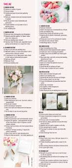 wedding checklist book 12 month wedding planning timeline checklist gettin hitched