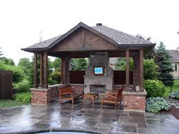 Pool House Ideas by Pool Sheds And Cabanas Oakville By Shademaster Landscaping