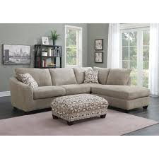 Traditional Sectional Sofas With Chaise Emerald Home Urbana 2 Piece Sectional Sofa With Chaise Hayneedle