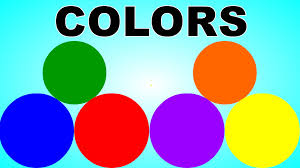 learning colours for kids youtube