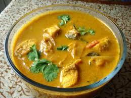 cuisiner la lotte au curry curry de lotte au lait de coco cuisiner c est facile