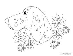 beagle coloring pages hellokids