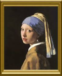 vermeer girl with pearl earring painting girl with a pearl earring directed by webber
