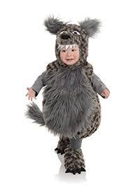 Monkey Halloween Costume Baby Amazon Underwraps Costumes Baby U0027s Wolf Costume Clothing