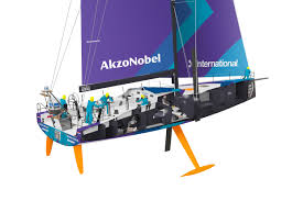 volvo eu akzonobel and volvo ocean race innovate race boat experience