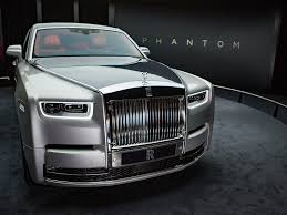 rolls royce concept car new rolls royce phantom pictures features business insider