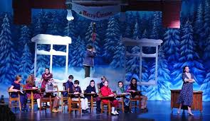 oconee youth playhouse presents a story the musical