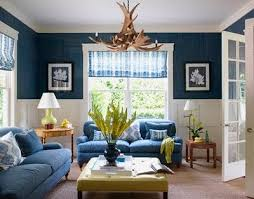 awesome navy blue living room chic navy blue livingroom interior