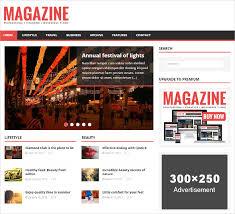 40 magazine wordpress themes u0026 templates free u0026 premium templates