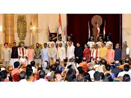 Modi Cabinet List Meet The New Ministers In Modi Cabinet Photo Gallery Business