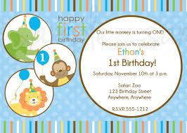 first birthday invitation wordings for baby boy safari 1st birthday invitations vertabox com