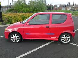 fiat seicento red cars from fiat pinterest cars
