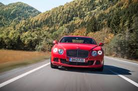 bentley coupe red bentley continental gt speed review price specs and 0 60 time evo
