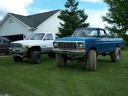 1979 Ford Truck Mudding - dodge ram 1500 lifted mudding image 294