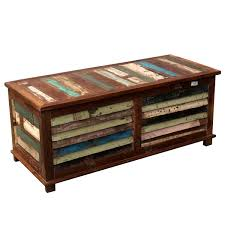 Coffee Table Storage by Grinnell Wooden Storage Trunk Chest Box Coffee Table You Haven 39