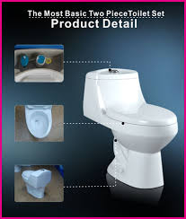 Fancy Bidet New Design Bathroom Commode Siphonic One Piece Fancy Toilet Seat