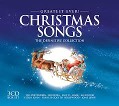 christmas cds greatest christmas songs cd box set christmas songs list